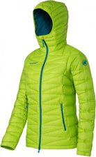Mammut Miva IS Hooded Jacket Women Lake