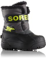Sorel Snow Commander Youth Kids grill/fission