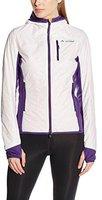 Vaude Women's Sesvenna Jacket white / elderberry