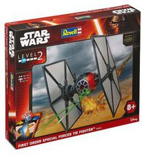 Revell Star Wars First Order Special Forces TIE Fighter (06693)
