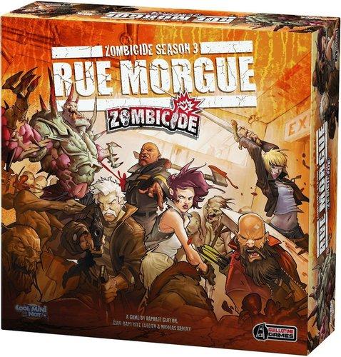 Guillotine Zombicide Season 3 Rue Morgue
