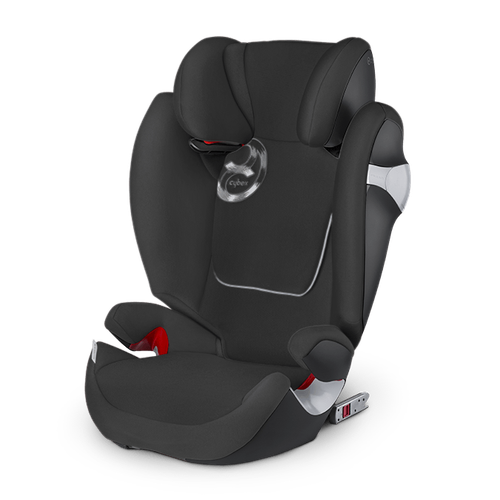 Cybex Solution M-Fix Happy Black