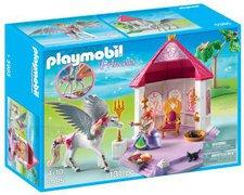 Playmobil Prinzessinnen Pavillon mit Pegasus (5985)