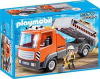 Playmobil City Action Baustellen-LKW (6861)