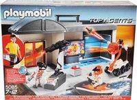 Playmobil Top Agents Agentenhauptquartier zum Mitnehmen (5085)