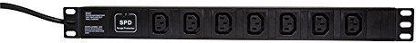LogiLink 7-fach schwarz PDU7A01
