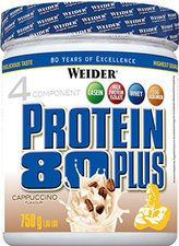 Weider Protein 80 Plus 750g Cappuccino