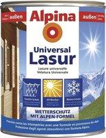 Alpina Farben Universal Holzlasur farblos 750 ml