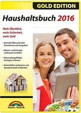 Markt+Technik Haushaltsbuch 2016