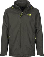 The North Face Herren Evolution II Triclimate Jacke Black Ink Green