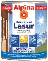 Alpina Farben Universal Holzlasur Mahagoni 2,5 Liter