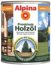 Alpina Farben Premium Holzöl Mahagoni 750 ml