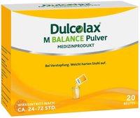 Boehringer Dulcolax M Balance Pulver Medizinprodukt (20 x 10 g)