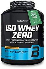 BioTech USA Iso Whey Zero 2270g Aprikose Yoghurt