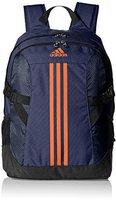 Adidas Power II Backpack collegiate navy/bold orange/black