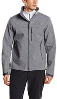 The North Face Men's Apex Bionic Jacket High Rise Grey Heather/High Rise Grey Heather