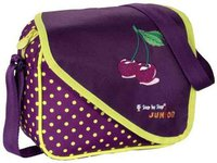 Step by Step Junior Alpbag Purple Cherry