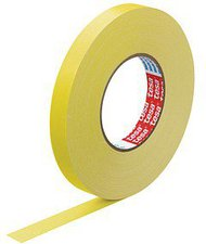 Tesa extra Power Perfect Gewebeband 50m x 19mm gelb