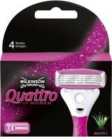 Wilkinson Quattro for Women Rasierklingen