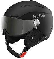 Bolle Backline Visor Soft Black & Silver