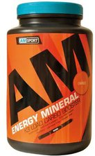 Mark Warnecke Energy Mineral Drink 1700g Orange