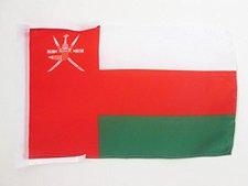Oman Flagge