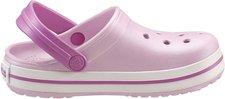 Crocs Kids Crocband ballerina pink/wild orchid