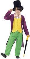 Smiffys Roald Dahl Willy Wonka