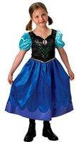 Rubies Frozen Anna Mädchen Kostüm
