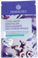 DermaSel Totes Meer Beruhigende Anti Stress Maske (12ml)