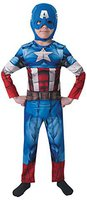 Rubies Marvel Captain America Classic Child (610261)