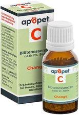 Orthim Apopet C Change Blütenessenzen n.Dr.Bach Globuli (12 g)