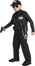 Orlob FBI Weste Kinderkostüm (8-5323)