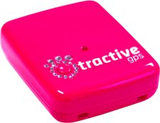 Tractive GPS Special Edition mit Kristallen von Swarovski