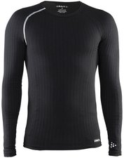 Craft Be Active Extreme Longsleeve Roundneck Men black-silver