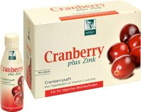 Baders Cranberry direkt Trinkampullen (10 x 60 ml)