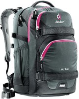 Deuter Strike midnight/lion
