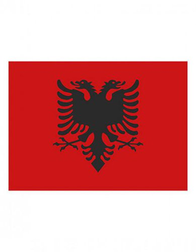 Albanien Fahne EM 2016