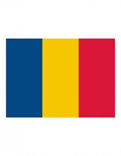 Rumänien Fanfahne EM 2016
