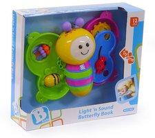 B Kids Light N Sound Butterfly Book