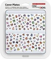 Nintendo New 3DS Zierblenden - Pokémon