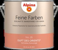 Alpina Farben Duft des Orients 2,5 l
