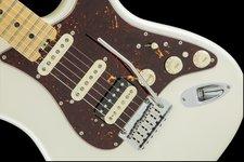 Fender American Elite Stratocaster HSS Olympic Pearl