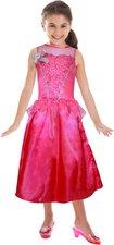 Amscan Barbie Bright Pink Princess Costum