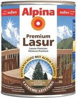 Alpina Farben Premium Holzschutzlasur 2,5 L