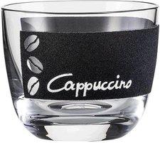 Eisch Vivere Cappuccinoglas 240ml schwarz