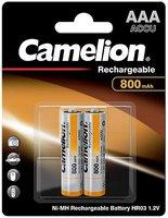 Camelion Advanced Formula AAA Micro Akku (2 St.)
