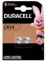 Duracell Electronics LR54 Batterie (2 St.)