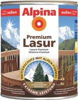 Alpina Farben Premium Holzschutzlasur 750 ml