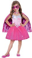 Amscan Barbie Power Princess Girls Costume